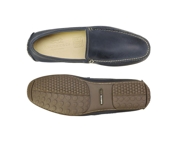 Anatomic Gel Lucas Shoe - Navy Vintage - Lucks of Louth