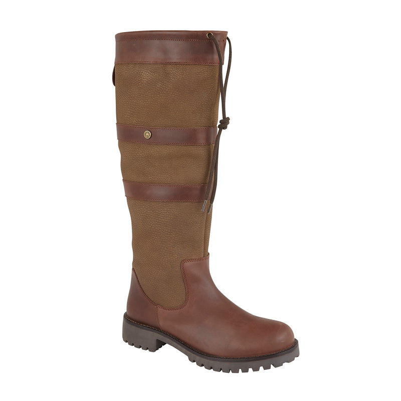 Cabotswood Banbury Waterproof Country Boot - Chestnut - Lucks of Louth