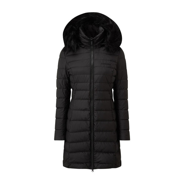 Belgravia Down Coat - Black - Lucks of Louth