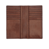 The Bridge 01.5008.01 Card Holder Wallet - Brown - Lucks of Louth