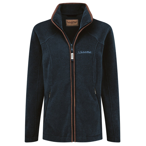 Schoffel Burley Fleece - Kingfisher - Lucks of Louth