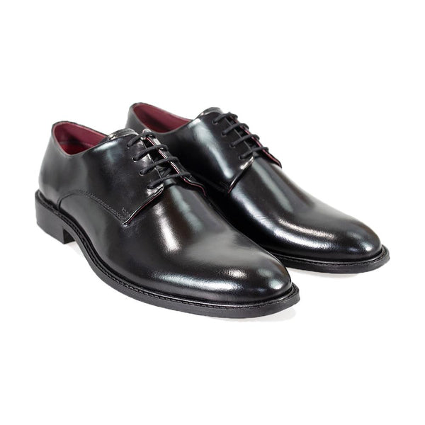 Cavani Foxton Signature Shoes - Black - Lucks of Louth