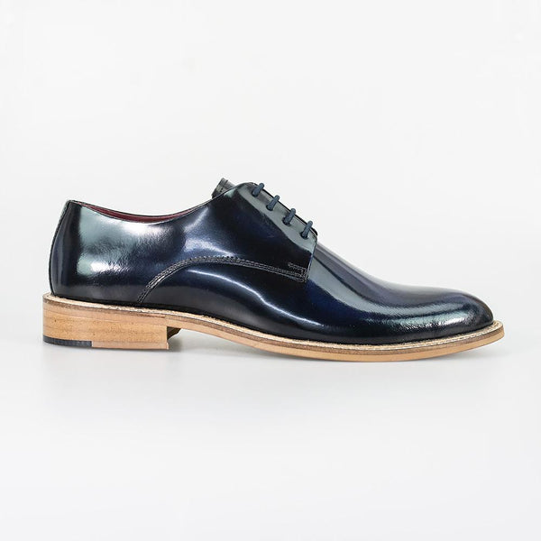 Cavani Foxton Signature Shoes - Navy - Lucks of Louth