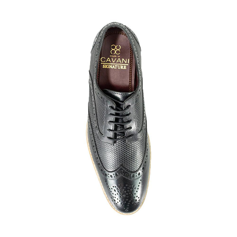 Cavani Tommy Signature Shoes - Black - Lucks of Louth