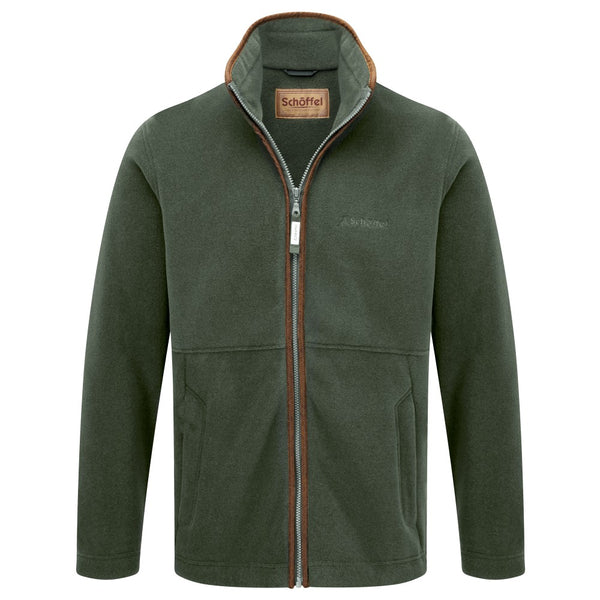 Schoffel Cottesmore Fleece Jacket - Cedar Green - Lucks of Louth