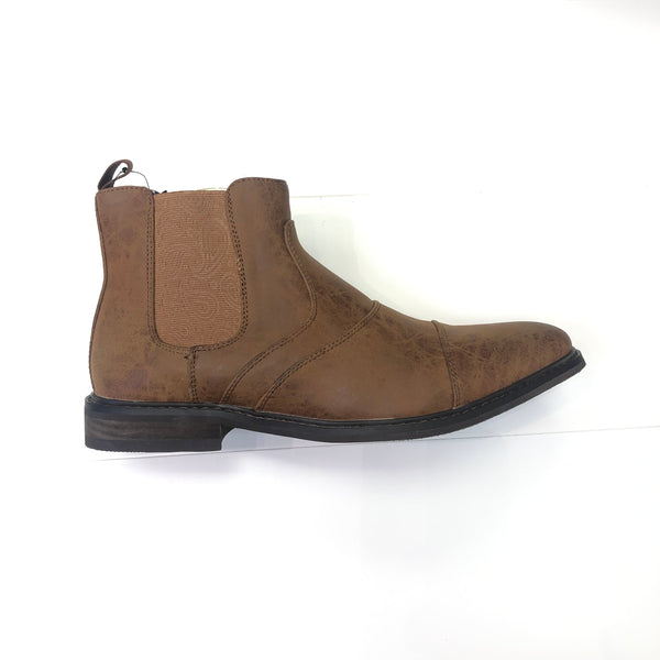 Cavani Bristol Chelsea Boot - Tan - Lucks of Louth