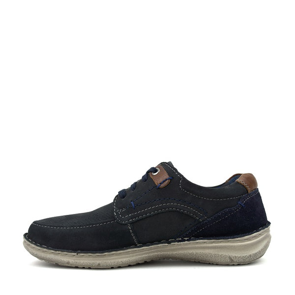 Josef Seibel Anvers 75 shoe - Ocean (Navy) - Lucks of Louth