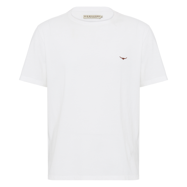 RM Williams Parson T-shirt - White