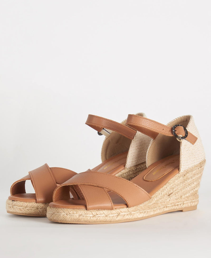 Barbour Angeline Sandal - Sand - Lucks of Louth