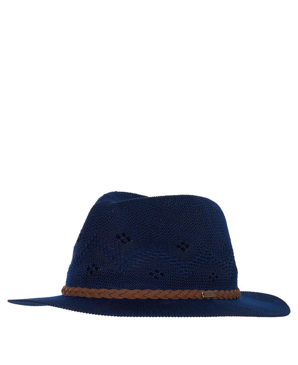 Barbour Flowerdale Trilby - Navy - Lucks of Louth