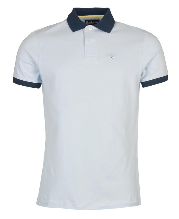 Barbour Lynton Polo - Heritage Blue - Lucks of Louth