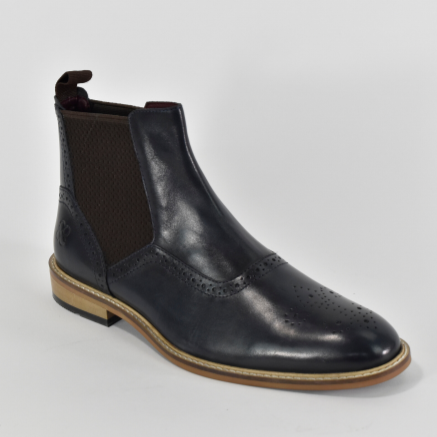 Cavani Moriarty Boot - Navy - Lucks of Louth