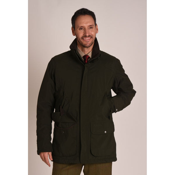 Schoffel Snipe II Coat - Forest - Lucks of Louth