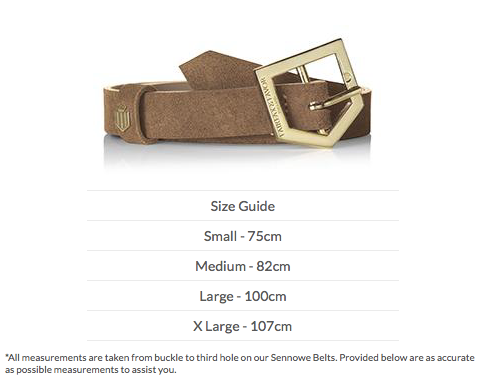 Fairfax & Favor Sennowe Belt - Chocolate - Lucks of Louth