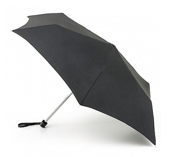 Fulton Ultralite-1 Black Umbrella - Lucks of Louth