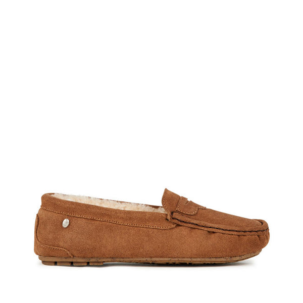 EMU Talia Slipper - Chestnut - Lucks of Louth