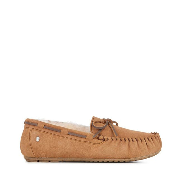 EMU Amity Slipper - Chestnut - Lucks of Louth