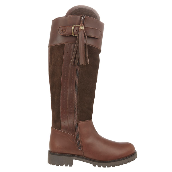 Cabotswood Wincanton Boots - Chestnut/Chocolate - Lucks of Louth