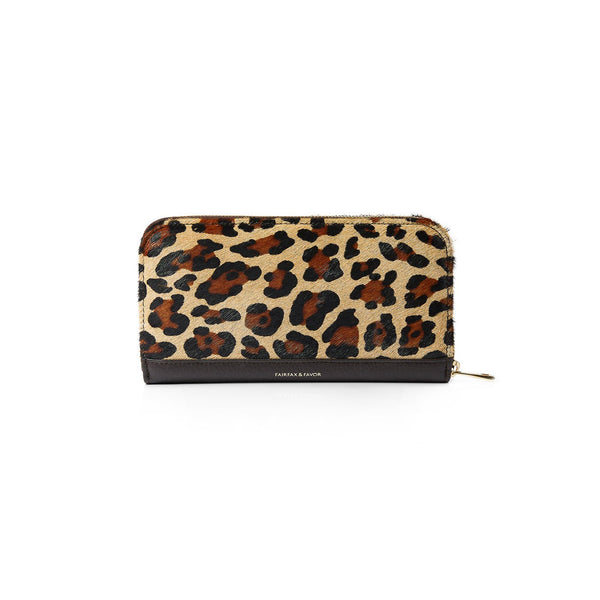 Fairfax & Favor Salisbury Purse - Jaguar - Lucks of Louth