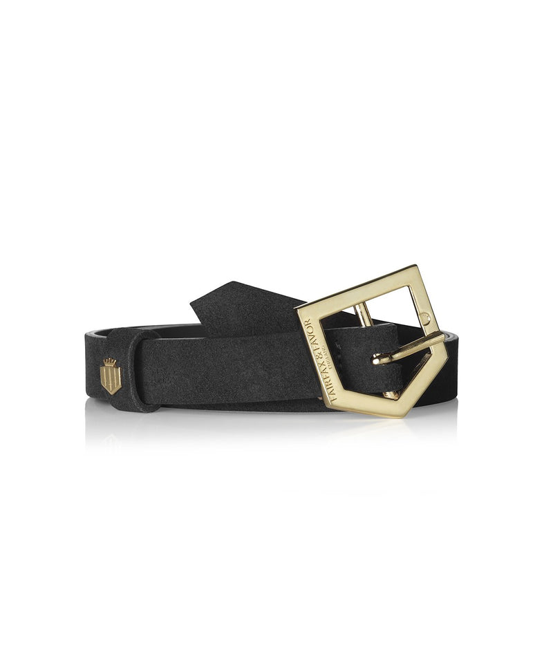 Fairfax & Favor Sennowe Belt - Black - Lucks of Louth