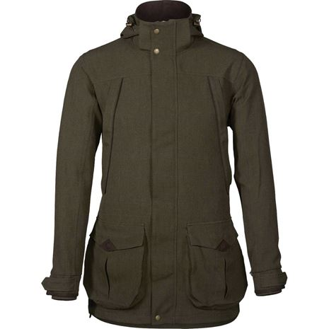 Seeland Woodcock Advanced Mens Jacket - Shaded Olive - Lucks of Louth