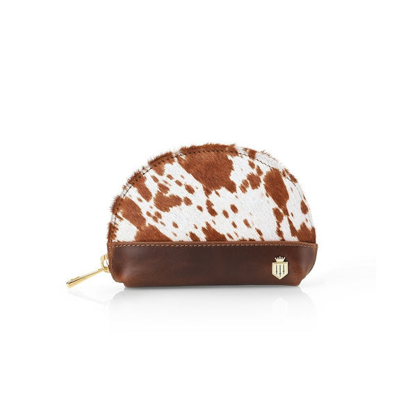 Fairfax & Favor Chatham Coin Purse - Cowhide - Lucks of Louth