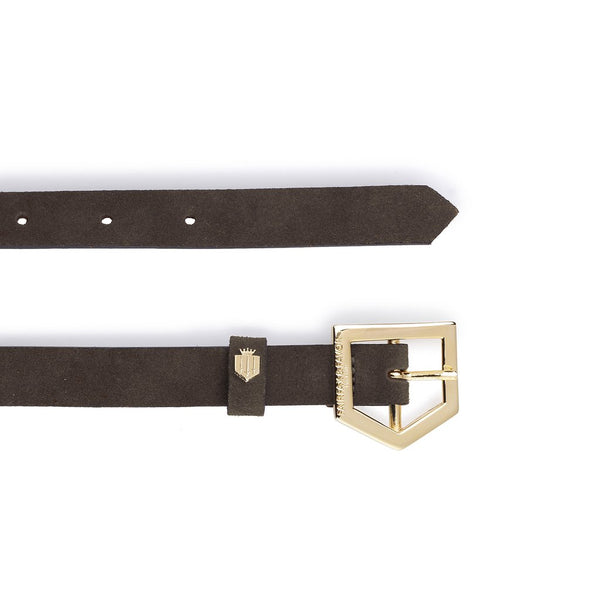 Fairfax & Favor Sennowe Belt - Chocolate