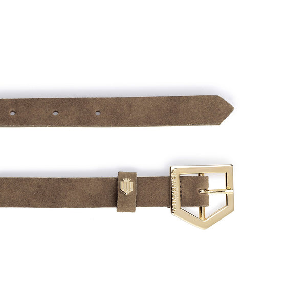 Fairfax & Favor Sennowe Belt - Tan