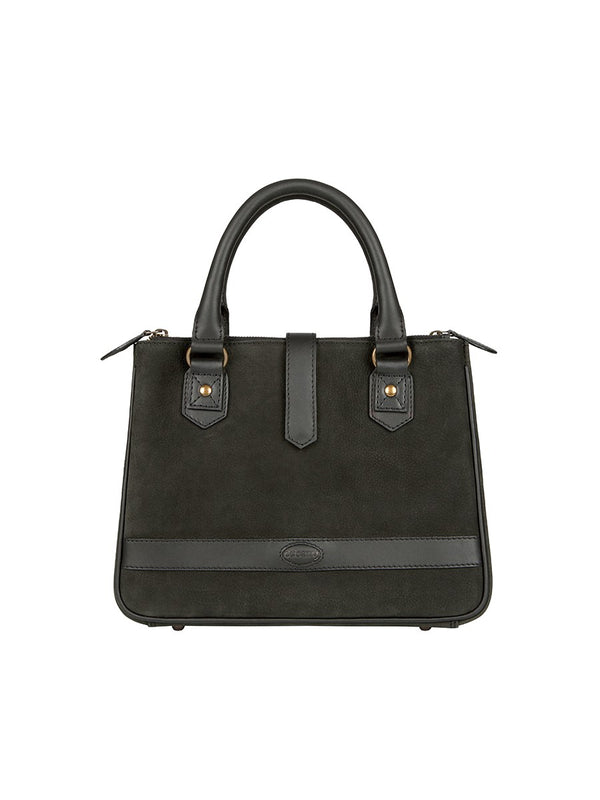 Dubarry Fancroft Women's Leather Handbag - Black - Lucks of Louth