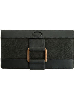 Dubarry Dunbrody Leather Purse - Black - Lucks of Louth