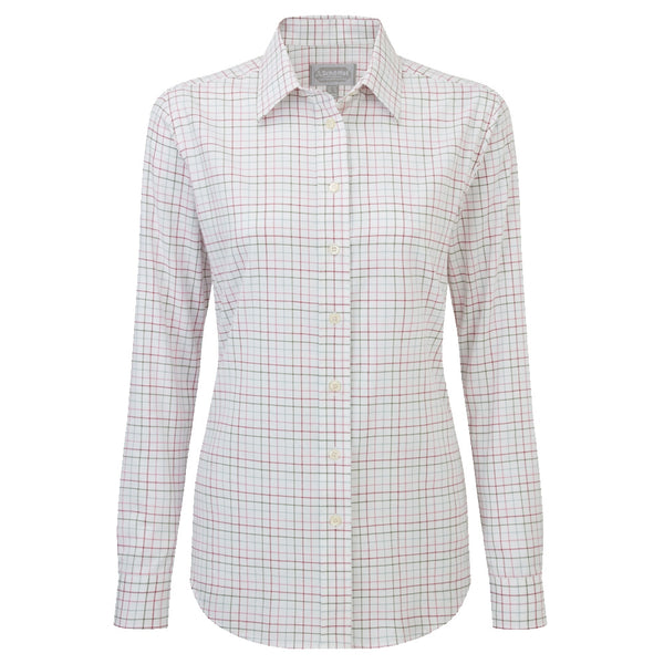Schoffel Ashley Tattershall Shirt - Dusty Pink - Lucks of Louth