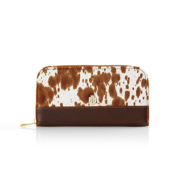 Fairfax & Favor Salisbury Purse - Cowhide - Lucks of Louth