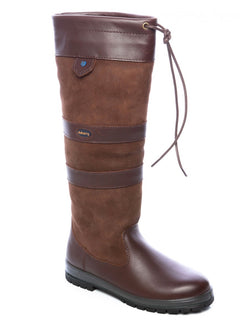 Dubarry Galway Boot - Walnut - Lucks of Louth