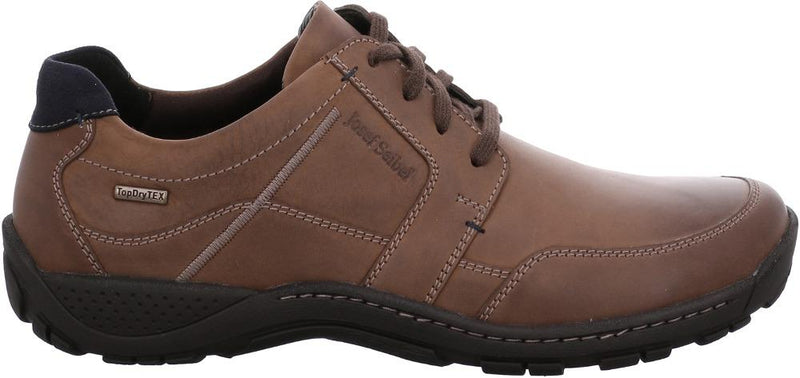 Josef Seibel Nolan 46 Shoe - Moro (Brown) - Lucks of Louth