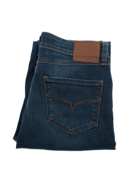 RM Williams Kimberley Jean - Medium Wash - Lucks of Louth