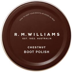 RM Williams Boot Polish - Chestnut - Lucks of Louth