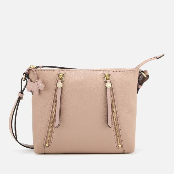Radley London Fountain Road Small Cross Body Handbag - Dove Grey - Lucks of Louth