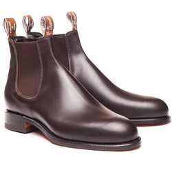 RM Williams Comfort Craftsman Yearling Boots (R)- Chestnut - Lucks of Louth