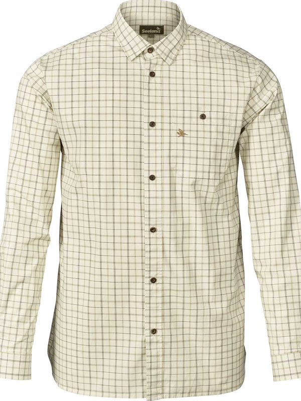 Seeland Keeper Shirt - Classic Green - Lucks of Louth