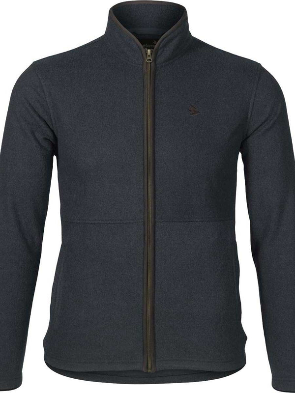 Seeland Woodcock Fleece Jacket - Classic Blue (Navy) - Lucks of Louth