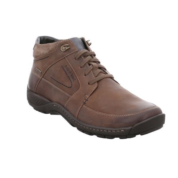 Josef Seibel Nolan 54 Boot - Moro Kombi (Brown)