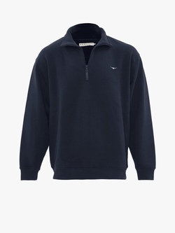 RM Williams Mulyungarie Sweatshirt - Navy - Lucks of Louth