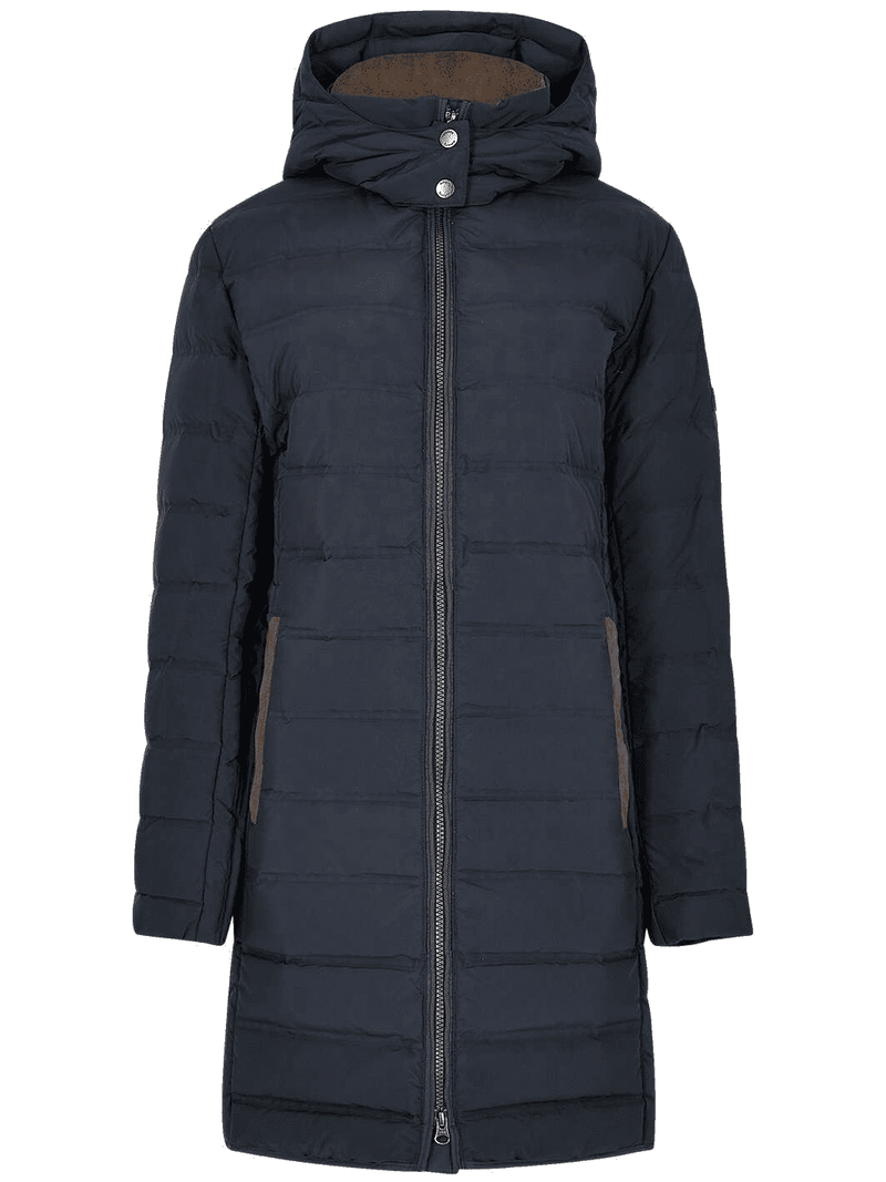 Dubarry Ballybrophy Quilted Jacket - Navy - Lucks of Louth