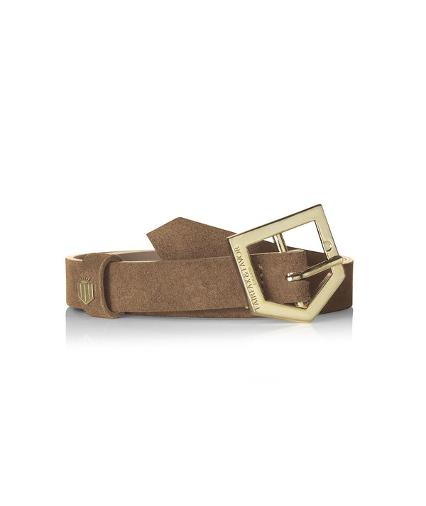 Fairfax & Favor Sennowe Belt - Tan - Lucks of Louth