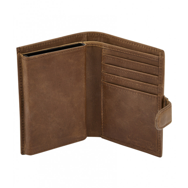 Dubarry Thurles Leather Wallet - Chestnut - Lucks of Louth