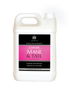 Carr & Day & Martin Canter Mane & Tail Conditioner 5000ml Kanister