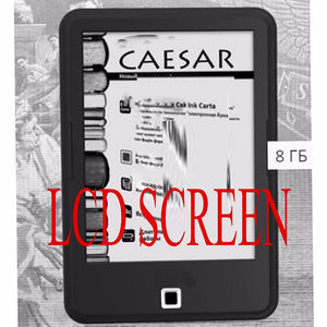 6-inch E-Ink  With light without touch screen For ONYX BOOX CARSAR eReader E-book reader LCDDisplay