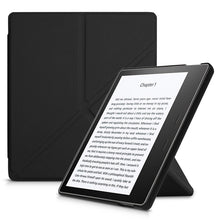 "Origami stand cover case for 2017 Amazon kindle oasis 2 e-reader for New Kindle Oasis 7.0"" e-reader+screen protector"