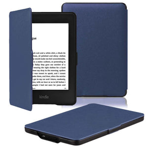 Zimoon Slim Fashion Cover For Amazon Kindle Paperwhite Ereader PU Leather Case 6' For Kindle Paperwhite With Screen Protector