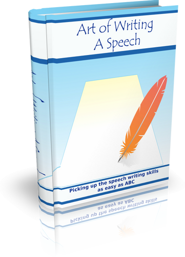 Art of Writing A Speech